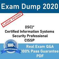 ISC2 CISSP Info Systems Security Exam Q&A And Simulator ✔ Instant Delivery