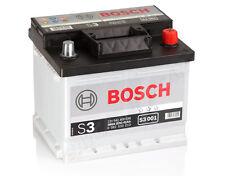 BOSCH 41 Ah Autobatterie S3 001 12V 41Ah Batterie ETN 541400036 NEU