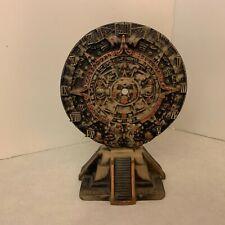 Aztec Mayan Calendar - Solar Sun Mesoamerican - Souvenir Statue Figurine