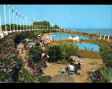 "MARBELLA (ESPAGNE) PISCINE de l'HOTEL ""LA SIESTA"" Club animé 1970"