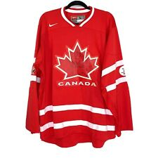 Nwt 2010 Nike Team Canada Gold Medal Olympic Hockey Jersey size L