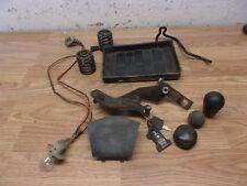 Craftsman riding mower 917.270810 misc parts knobs , steering wheel cap