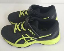 "NEW ~ ASICS ""GT 1000"" Youth Black/Yellow Sneakers~~Size 2"