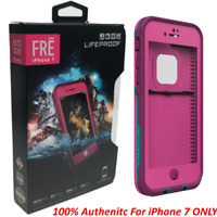 Original LifeProof FRE Waterproof Case Cover For Apple iPhone 7 - In Retail Box