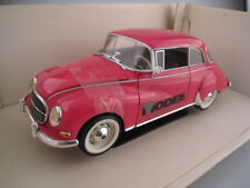 Auto Union 1000 S Coupe  Sondermodell Modell Fahrzeug  in pink  Revell  1:18