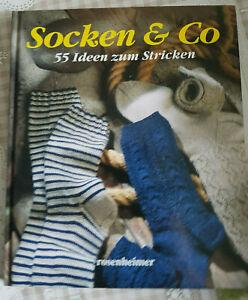 Buch : Socken & Co - 55 Ideen zum Stricken