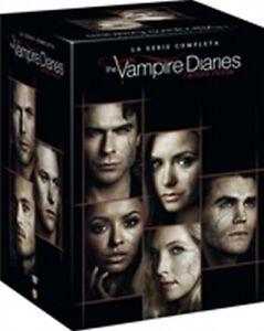 The Vampire Diaries - L'amore morde - La Serie Completa - Stagioni 1-8 (38 DVD)