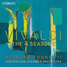 Vivaldi / Tognetti / Australian Chamber Orchestra - Four Seasons [New SACD] Hybr