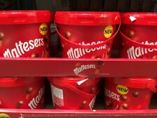 Mars Maltesers Playful Crunch Chocolates Bucket 31.0 Oz, SEALED SHIP FROM STORE