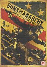 SONS OF ANARCHY - Series 2. Ron Perlman, Charlie Hunnam (4xDVD SLIM BOX SET '10)