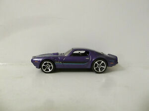 LOOSE 2020 HOT WHEELS 1/64 PURPLE '73 PONTIAC FIREBIRD  EXCLUSIVE from multipack
