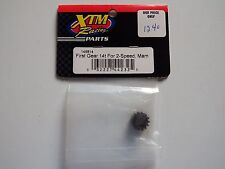 XTM Racing Parts - First Gear 14T for 2 Speed, Mam - Model # 149814