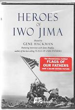 A&E Heroes of Iwo Jima, Documentary Behind Flags of Our Fathers, NEW DVD, 2001