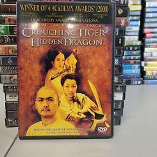Crouching Tiger Hidden Dragon 60% Off 4+ Dvd $2 Each*