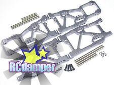 ALUMINUM FRONT & REAR LOWER ARM GY KYOSHO 1/8 INFERNO MP9 MP9e TKI3 TKI2 ALLOY