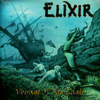 Elixir - Voyage Of The Eagle (Vinyl LP - 2020 - EU - Original)