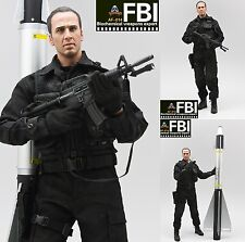 Art Figures AF-014 1/6th Scale FBI Biochemical Weapons Expert Action Figure