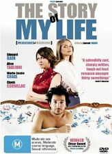 The Story of My Life DVD Alice Taglioni Clovis Cornillac Edouard Baer French