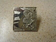 Disney's Oswald The Lucky Rabbit  In Silver Coloured Metal Pin Badge