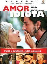 Amor Idiota (DVD, 2008) *SPANISH*