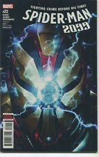 Spider-Man 2099 #22 NM Fighting Crime Before His Time  Marvel CBX11