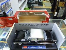 BK Sun Star 4001 1/18 1957 Cadillac Brougham Ebony Black / schwarz