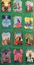 Arabic Kids Books Series  'EL MAKTBA EL KHADRAE'  18 DIFFERENT KIDS TALES , New