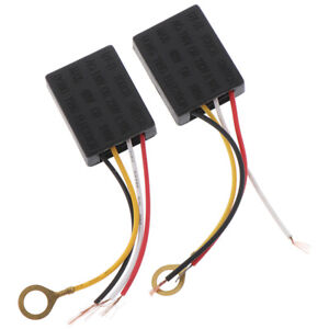 3 Way Desk light Parts Touch Control Sensor Dimmer For Bulbs Lamp Switch 1A_jy