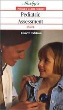 Pocket Guide to Pediatric Assessment (Mosby's Pocket Guide Series)-ExLibrary