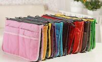 Kosmetik Handtasche Organizer Tasche Ordnung für Reise Damentaschen ToolInhalt