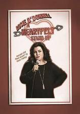 ROSIE O'DONNELL: A HEARTFELT STAND UP NEW DVD