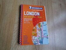 Michelin Travel Publications: London Plan and Index - Atlas 2000/2001