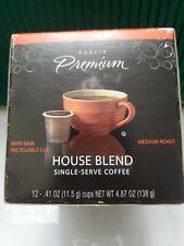 Publix Premium House Blend Coffee Medium-Roast Keurig 12 K-Cup.Exp.01/21