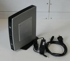 01-09-04491 Thin Client HP t5740 1GB RAM 4GB Flashdisk 582271-001 mit Fuß u. PSU