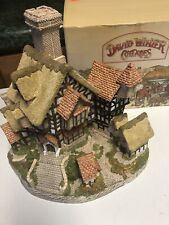 David Winter Cottages The Parsonage