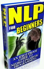 Neuro-Linguistic Programming for Beginners- NLP: Change Your Life!  AUDIOBOOK CD