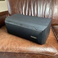 Mission 77 Series Center Channel Speaker UK Made 77C Black Oak real wood