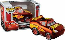 Disney Pop! Cars 3 Lightning McQueen Chrome #282 Vinyl Figure Funko JC