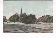 Postcard. Christ Church. Doncaster. 1907