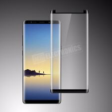 Samsung Galaxy Note 8 Case Friendly 3D Full Tempered Glass Film Screen Protector