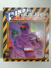 NEW Pinball Builder - Construction Kit for Windows PC Game SEALED Big Box 1996