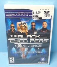 Black Eyed Peas Experience -- Limited Edition (Nintendo Wii, 2011) NEW SEALED
