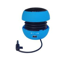 for Apple iPod Nano / Touch / Shuffle 1 2 3 4 5 Rechargeable Mini Stereo Speaker