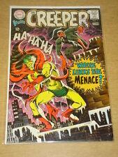 CREEPER BEWARE THE #1 FN- (5.5) DITKO ART DC COMICS JUNE 1968 **