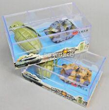 Rc Micro Tanks Mini Radio Control German Leopard 2A6 Tanks W/ Sounds 2.4Ghz -Set