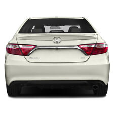 UNPAINTED SPOILER Deck Wing Factory Style For: TOYOTA CAMRY 2015-2017