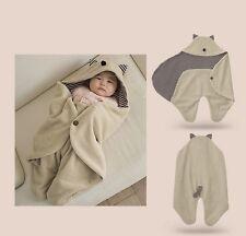 Baby Sleeping Bag Sleepsack Kids Toddler Newborn Blanket Swaddle Stroller Wrap