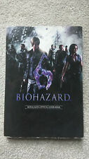 Biohazard (Resident Evil) 6 Strategy Guide - PlayStation 3 & Xbox 360 - Japanese