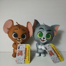 Funko Set Tom & Jerry Collectible Plushies 6 Inch Game Stop