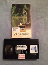 Spirits of the Rainforest (1994) - VHS Video Tape - Documentary - Amazon